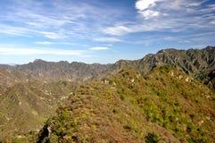 Skönheten av berget Royaltyfri Fotografi