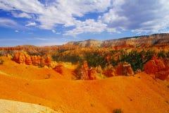 Skönheten av Bryce Canyon Royaltyfria Bilder