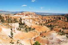 Skönheten av Bryce Canyon royaltyfria foton