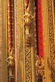 Skönheten av den kyrkliga dörren Royaltyfri Fotografi
