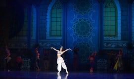 """Skönheten av för balett""""One tusen och en den drottning Nights†en Royaltyfri Fotografi"""