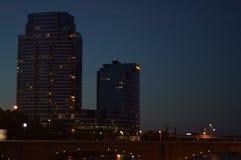 Skönheten av Grand Rapids Arkivbild