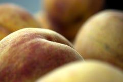 Skönheten av persikorna Arkivbilder