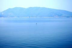 Skönheten av sjön Royaltyfri Fotografi