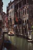 Skönheten av Venedig royaltyfria foton