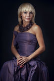 Skönhetkvinna Arkivbild