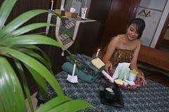 Skönhetomsorg Royaltyfria Foton