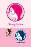 Skönhetsalong Fotografering för Bildbyråer
