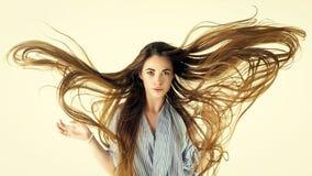 Skönhetsalong och mode arkivfoto