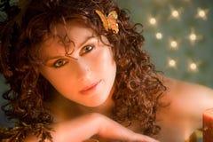 skönhetskog royaltyfri fotografi