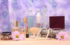 Skönhetsmedel royaltyfri foto