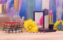Skönhetsmedel royaltyfria bilder