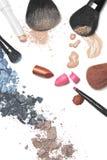Skönhetsmedel för makeup Arkivfoton