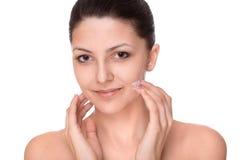 Skönhetsmedel och makeup Arkivbild