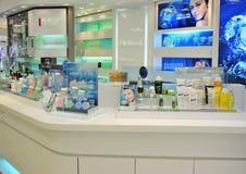Skönhetsmedel shoppar royaltyfri fotografi