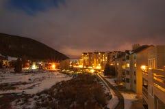Keystone Colorado fotografering för bildbyråer