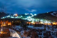 Keystone Colorado royaltyfri fotografi