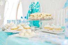 Sköta om för födelsedagparti Royaltyfri Foto