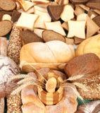 Skład świeża chlebowa adra i banatka. obraz royalty free