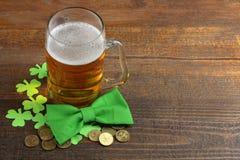 Skład dzień St Patrick Fotografia Royalty Free