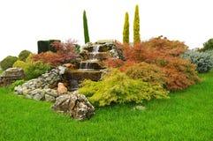 Skład nowożytny ogrodnictwo Zdjęcia Royalty Free