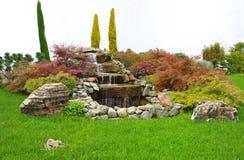 Skład nowożytny ogrodnictwo Obraz Royalty Free