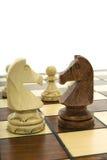 skład szachowy fotografia royalty free
