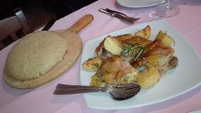 składniki żywności kulinarni włoskich Zdjęcie Royalty Free