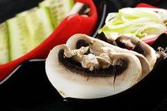 Składniki Chińska kuchnia zdjęcia royalty free