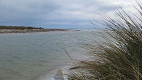 składu krajobrazowy natury morze fotografia royalty free