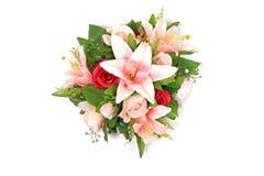 składu kwiatu ślub obrazy stock