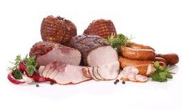 składu mięso Obraz Royalty Free