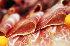 składu mięso Fotografia Stock