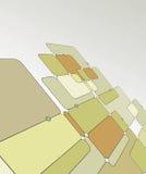 skład abstrakcjonistyczna fantazja Obraz Stock