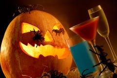 skład Halloween Obrazy Royalty Free