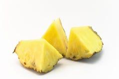 składa ananasa Fotografia Royalty Free