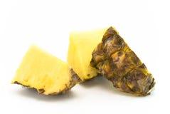 składa ananasa Zdjęcia Royalty Free