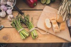 Składniki dla kucharstwa Obrazy Stock