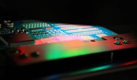 składniki elektroniczni Zdjęcie Stock