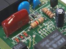 składniki elektroniczni Obrazy Stock