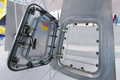 Składniki statek kosmiczny Zdjęcie Stock