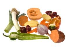 składniki zupni Obrazy Stock