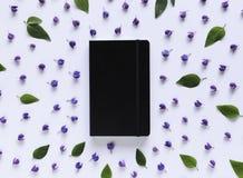 składu abstrakcjonistyczny kwiat Zdjęcie Stock