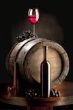 składu wino zdjęcie royalty free