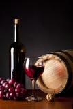składu wino Obraz Royalty Free