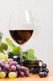 składu wino Obrazy Stock