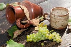 składu winogrono Fotografia Stock