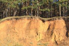skłon stromy Obraz Stock