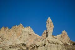 Skał miejsca Cappadocia zdjęcie stock