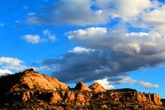 Skała blefy w Kolorado zdjęcia royalty free